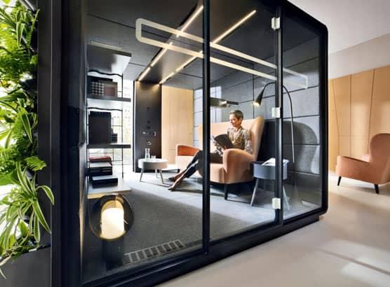 Modern Office Furniture Urban Office Contemporary Agile Modular Furniture