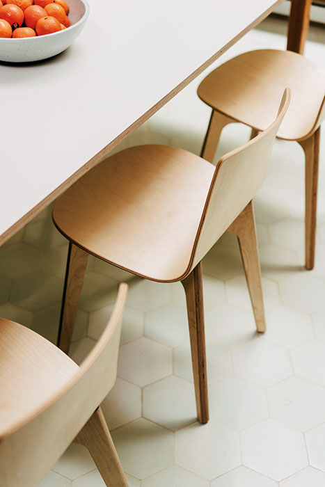 Lottus Wood chairs