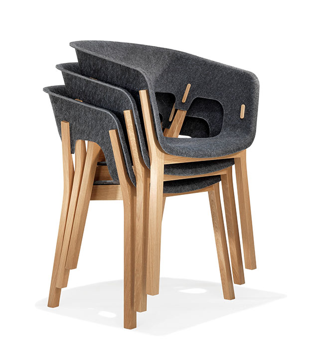 Njord chair
