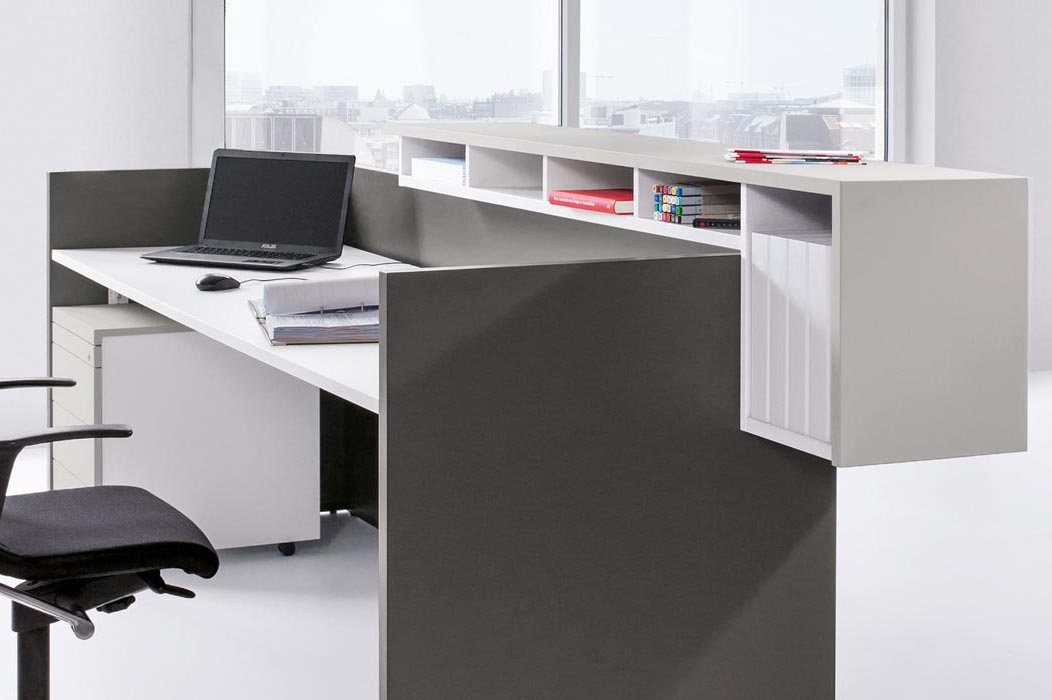 basic c reception desk