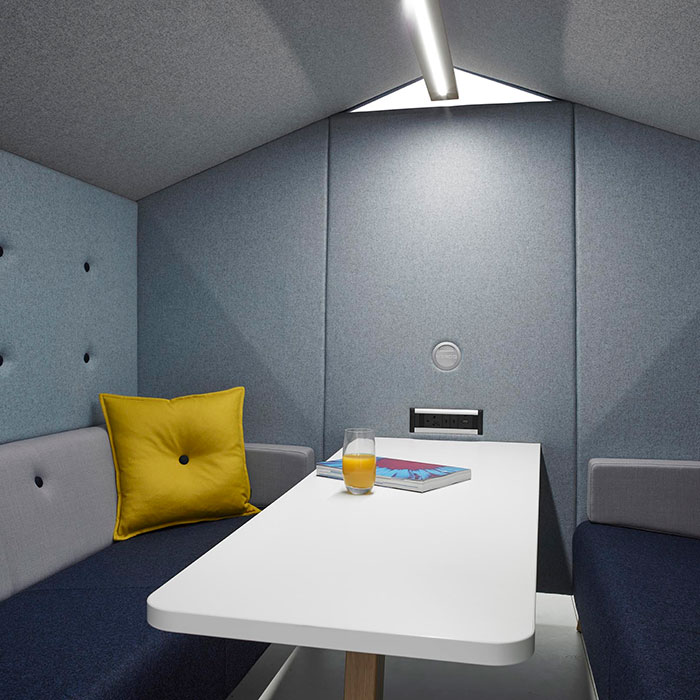 Thehut Home Office: Acoustic Office Den