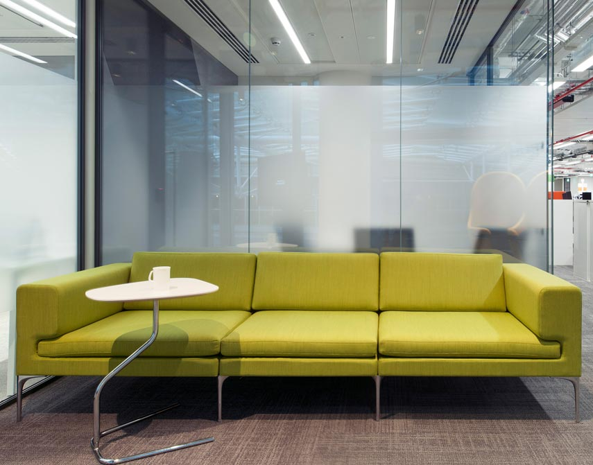 Vale office sofa
