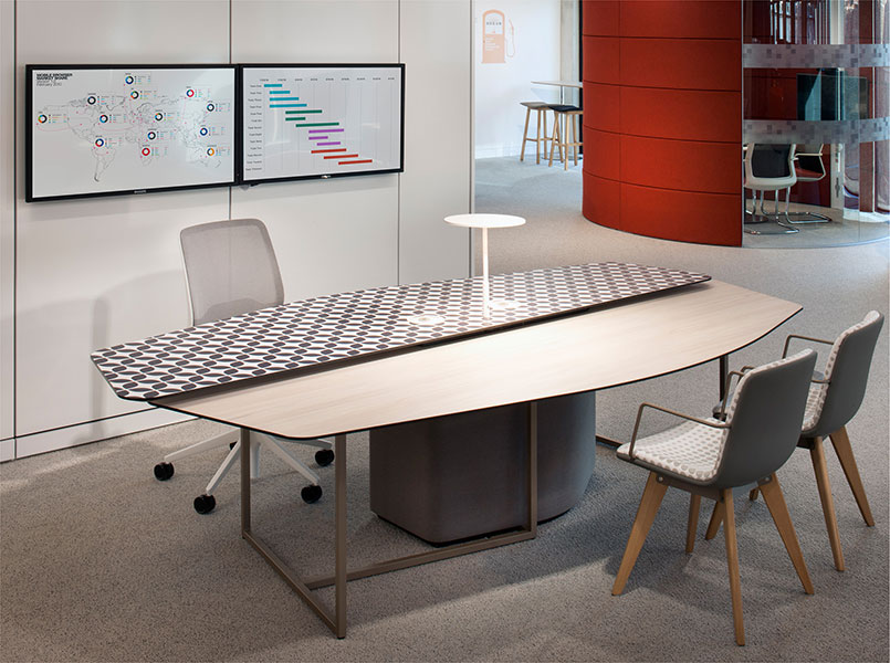 Fielding Table   Agile office tables   Collaborative ...